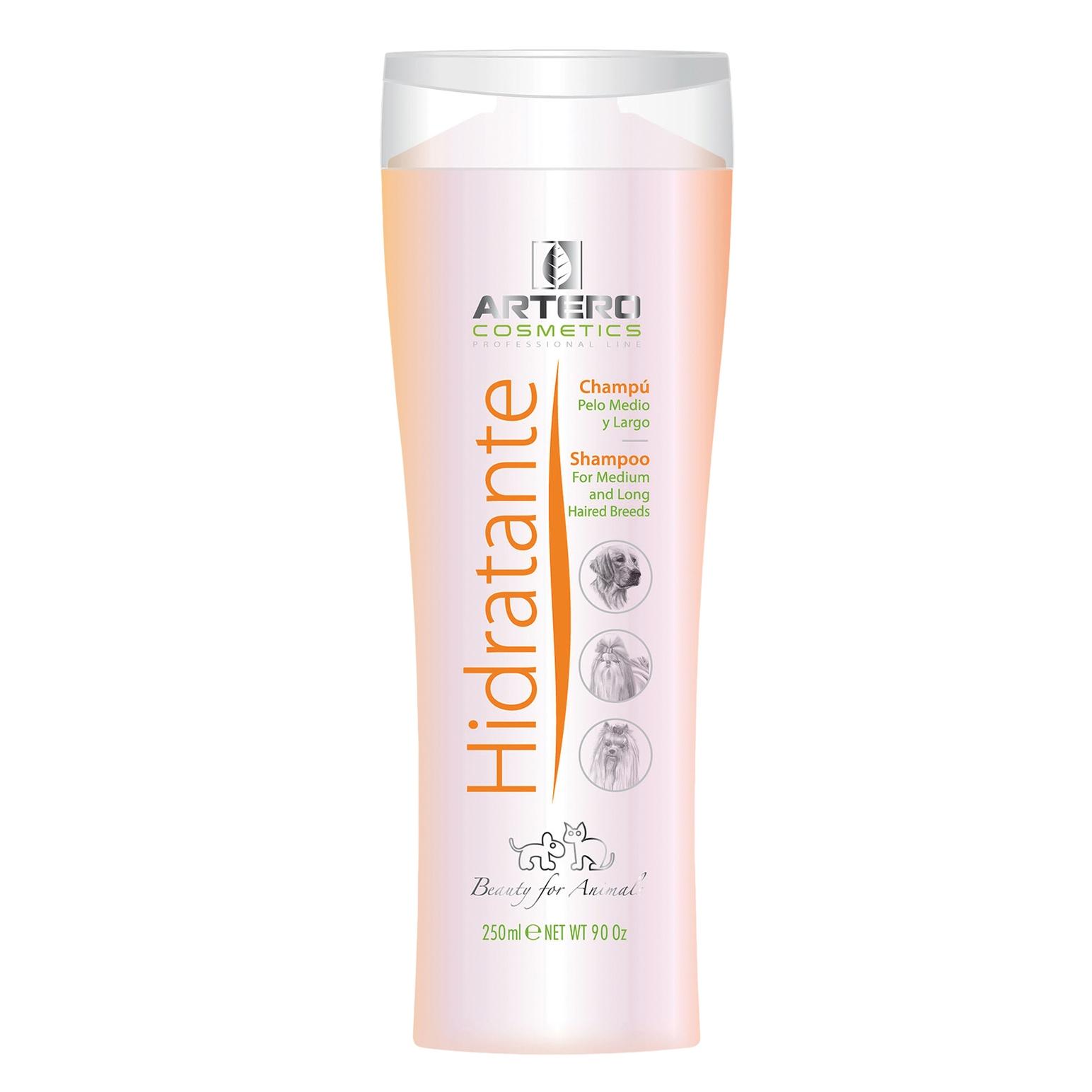 c1065 - Artero Shampoo Hidratante, 250ml