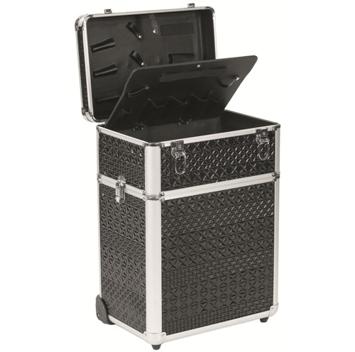 c6203 - materiaalkoffer, aluminium, op wielen