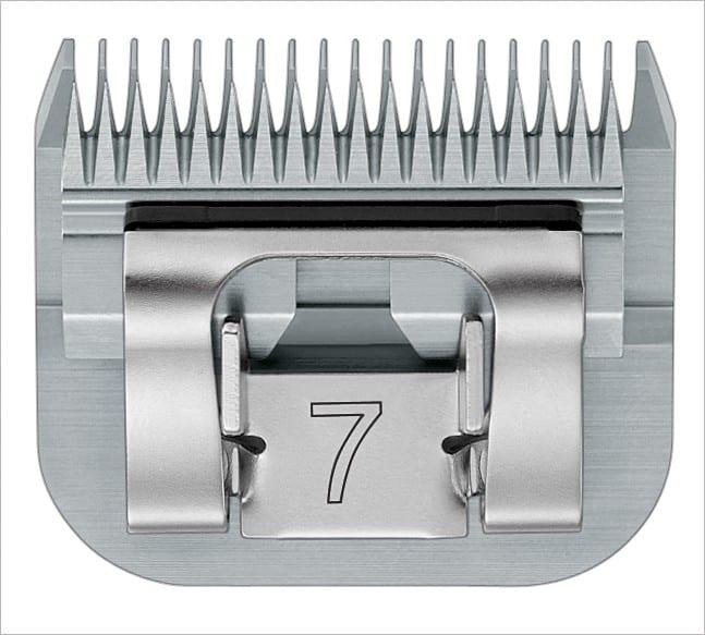 c7042 -  Aesculap GT343 Snapon scheerkop, #7F (3.2mm)
