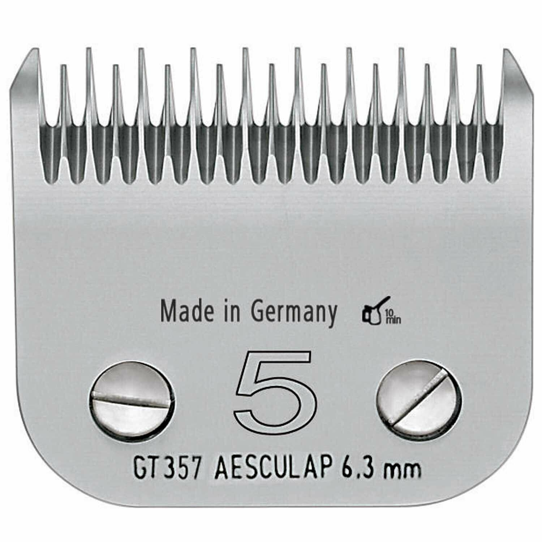 c7043 - Aesculap GT357 Snapon scheerkop (6.3mm)