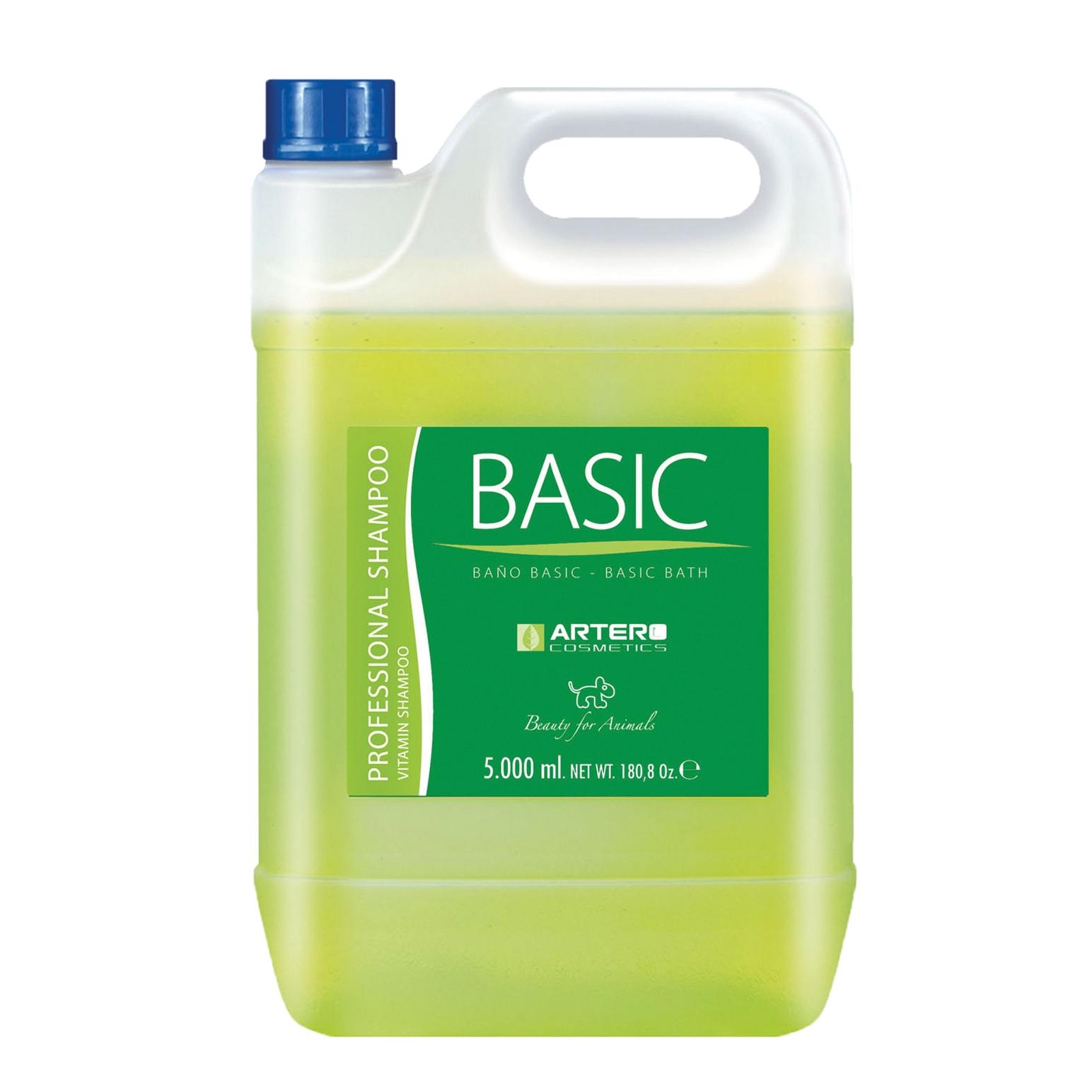 c1062 - Artero Shampoo Neutro 5L
