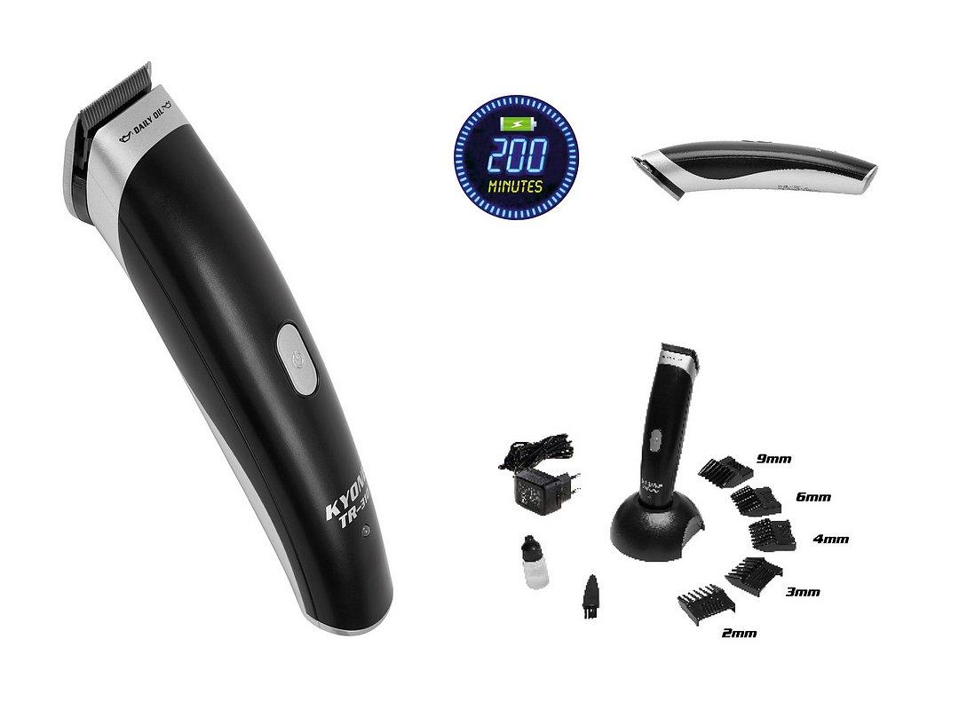 c7025c -  Kyone TR-310 trimmer + gratis stalen snijkop