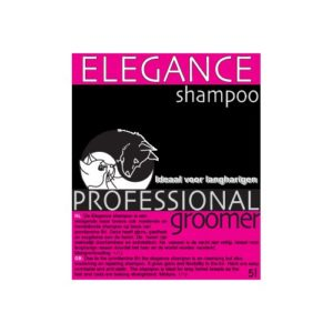 shampoo, Elegance, Professional Groomer 5L