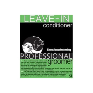 conditioner,Leave-In, Professional Groomer 0,5L