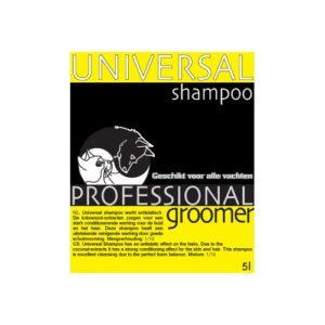 shampoo, Universal, Professional Groomer 5L