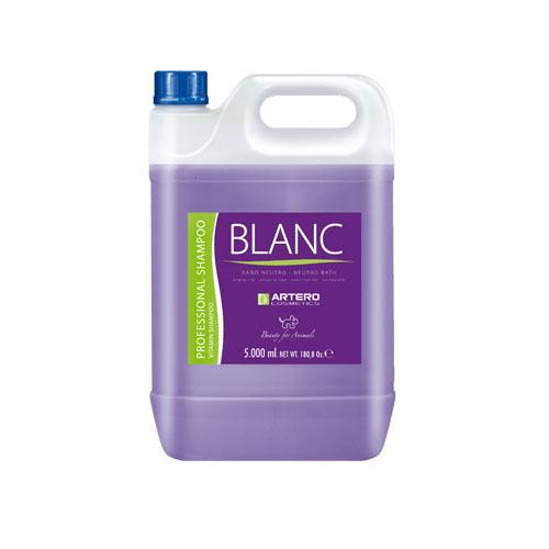 shampoo,Intensiffying Blanc, Artero 5L