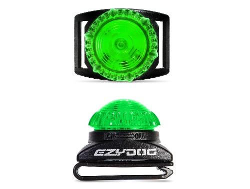 c6511 - Ezydog Adventure Lights GROEN