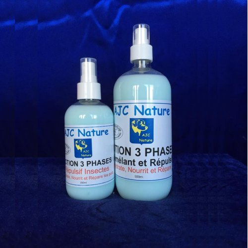 AJC Nature Lotion 3 Phases 500ml