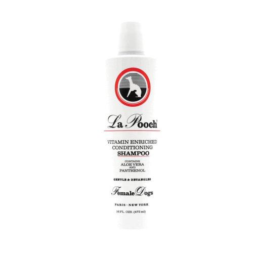 La Pooch Vitamin Enriched Shampoo Female 472ml