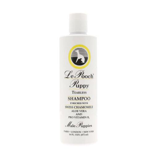 Le Pooch Puppy Shampoo Male 472ml