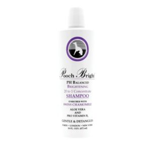 Les Pooch Bright Shampoo  472ml