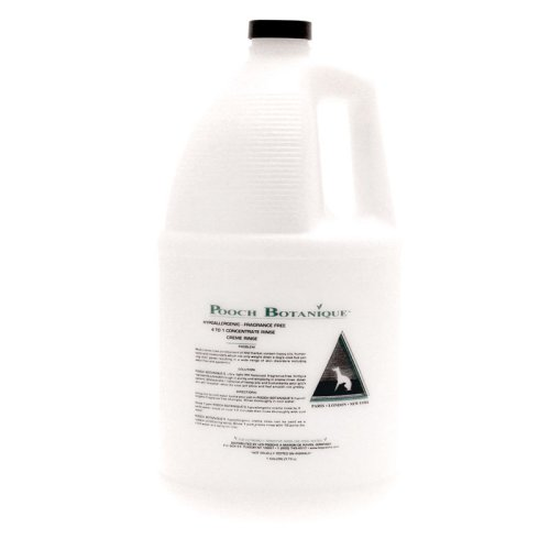Les Pooch Conditioner Botanique Hypo-allergenic Creme 3,8L