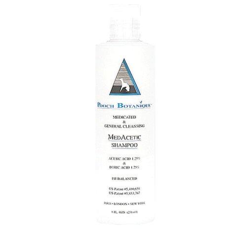 Les Pooch Shampoo Botanique MedAcetic 236ml