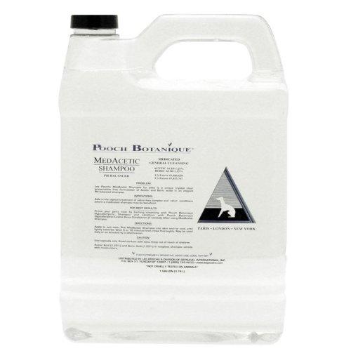 Les Pooch Shampoo Botanique MedAcetic 3,8L