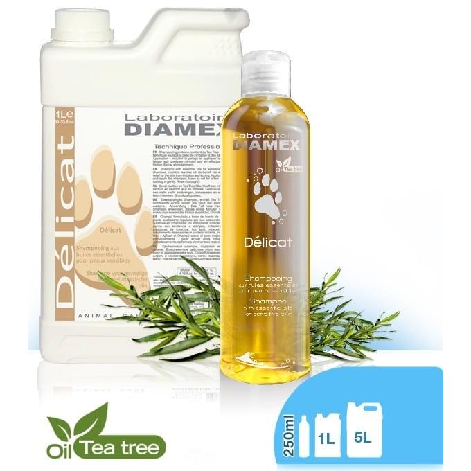 c1059a - Diamex Shampoo Delicate 5L