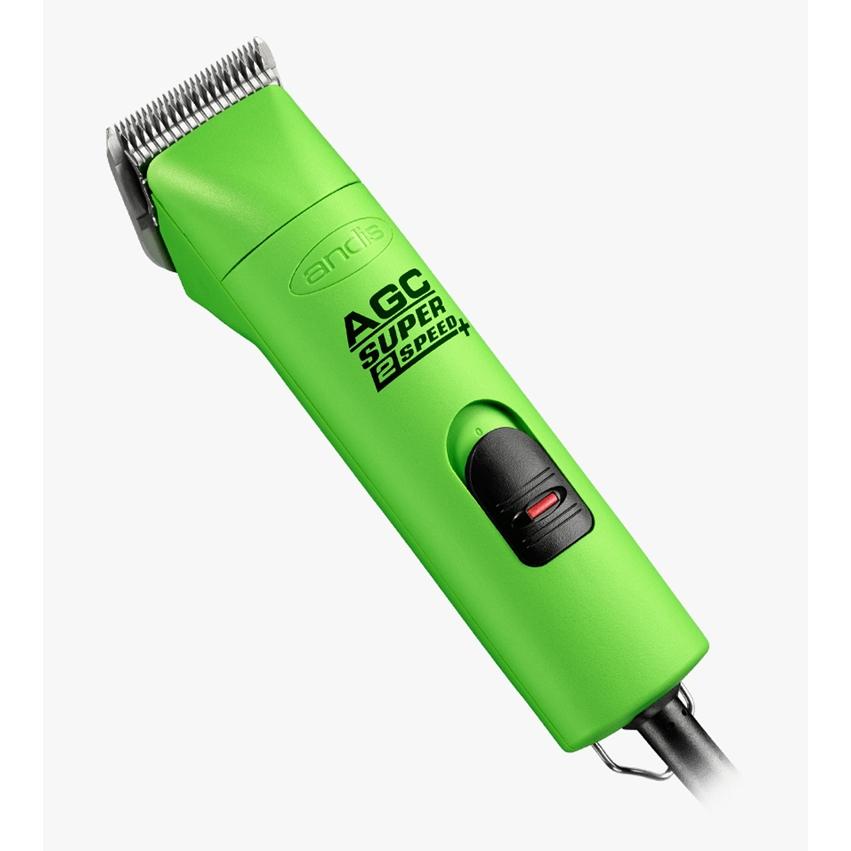 c7018b - Andis Tondeuse Super AGC2 - 2 Snelheden - Groen