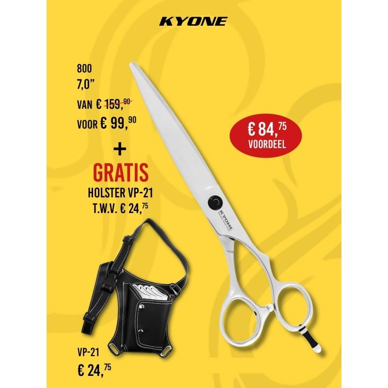 "kyone-kw4-2 - !Promo Kyone 800 7,0"" + GRATIS Holster VP-21"